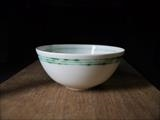 decorated bowl by Daniel Smith, Ceramics, porcelain