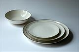 place setting by Daniel Smith, Ceramics, porcelain